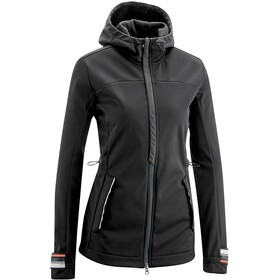 Gonso Raila Softshell Jakke Damer, black
